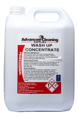 WASH UP CONCENTRATE