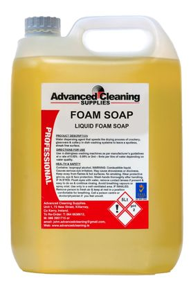 LIQUID FOAM SOAP