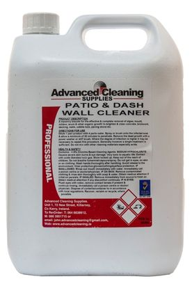 PATIO & DASH WALL CLEANER