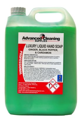 LUXUREY LIQUID HAND SOAP
