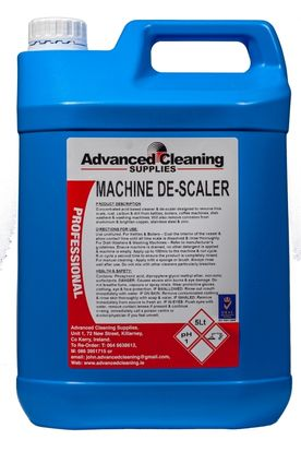 MACHINE DE-SCALER