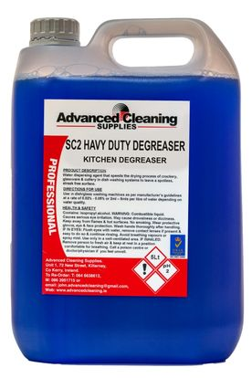 HEAVY DUTY KITCHEN DEGREASER